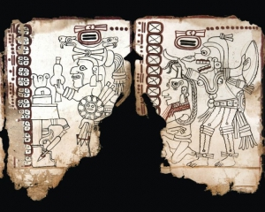Codex Maya (Mexique)
