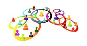 réseau social d'entreprise - enterprise social network